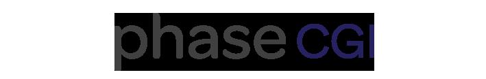 Phase CGI Logo Type Colour